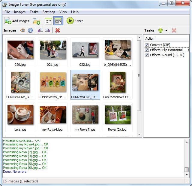 دانلود نرم افزار Image Tuner