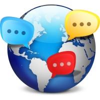 شناسایی زبان متن