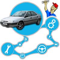 آموزش مکانیک و تعمیرات خودروی زانتیا (Xantia)
