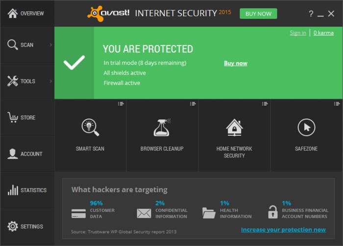 دانلود Avast Internet Security