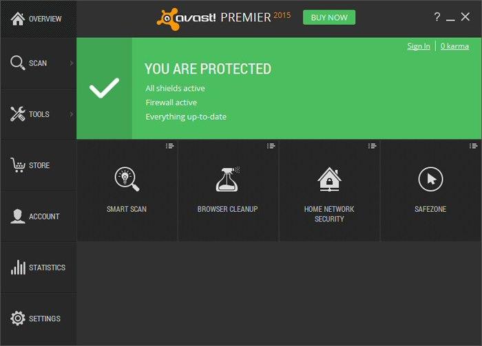 دانلود نرم افزار Avast Premier