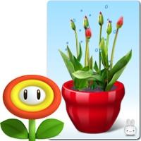 گجت گلدان مجازی