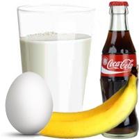 راز شگفتانگیز ۴ ماده غذایی