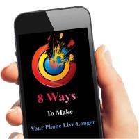 8 راه برای افزایش عمر گوشی