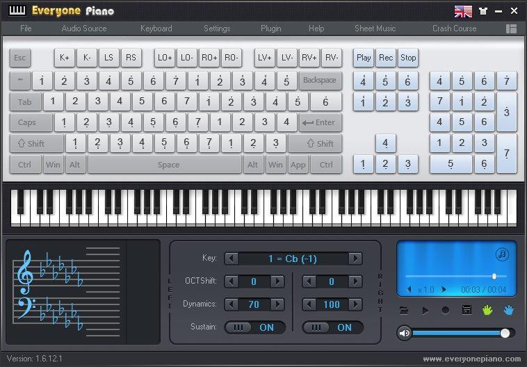 دانلود نرم افزار Everyone Piano
