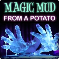 ساخت خمیر جادویی از سیب زمینی