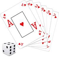 شعبده و بازی و ریاضی با کارتهای عددی
