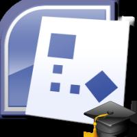آموزش عمومی کار با نرم افزار Microsoft Visio