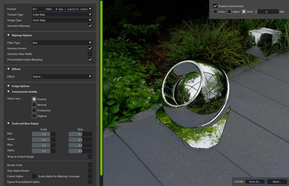 دانلود NVIDIA Texture Tools Exporter