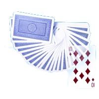 پیدا کردن کارت انتخابی پس از بُر زدن کارتها