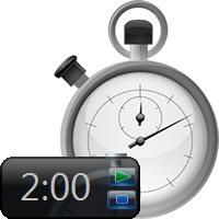 تایمر 2 دقیقهای