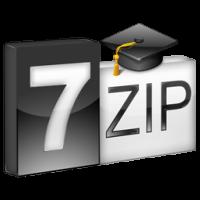 آموزش کار با نرم افزار ۷Zip
