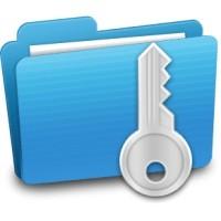 مخفی کردن حرفهای فایلها و پوشههای خصوصی