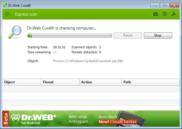دانلود Dr.Web CureIt