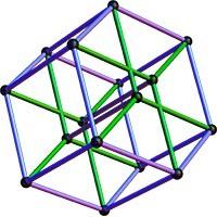 نمایش مدل سه بعدی به صورت مش