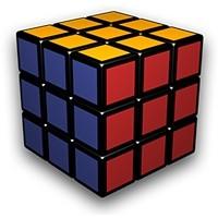 بازی مکعب روبیک (مدل نرم افزاری)