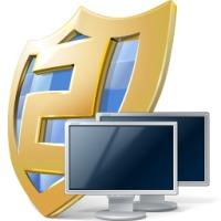 کنترل نرم افزار ضد مخرب امسیسافت بر روی بر روی سرور و کلاینت