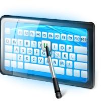 صفحه کلید مجازی پیشرفته
