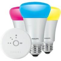 کنترل سیستم روشنایی لامپهای Hue فیلیپس از طریق سیستم