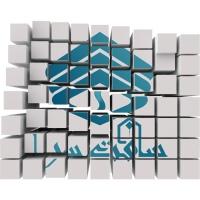 4 تصویر مکآپ برای نمایش تصاویر در قالب مکعبهای سه بعدی شناور