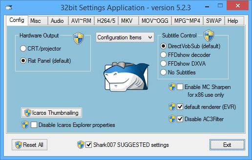 نرم افزار Shark007
