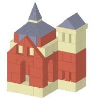 ساخت مدلهای سه بعدی از آبجکتهای ساده