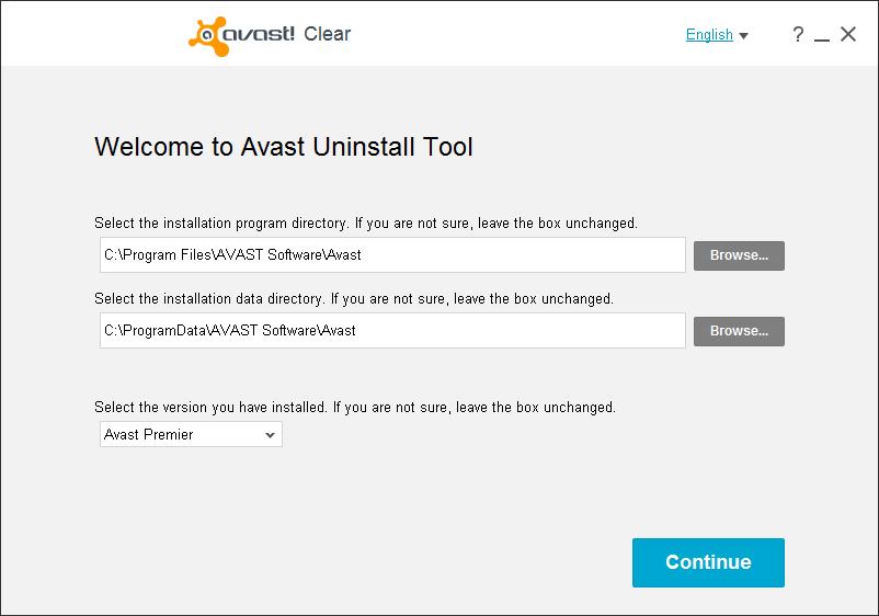 دانلود نرم افزار Avast Clear