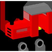 ساخت مدلهای سه بعدی از آبجکتها و لگوهای ساده