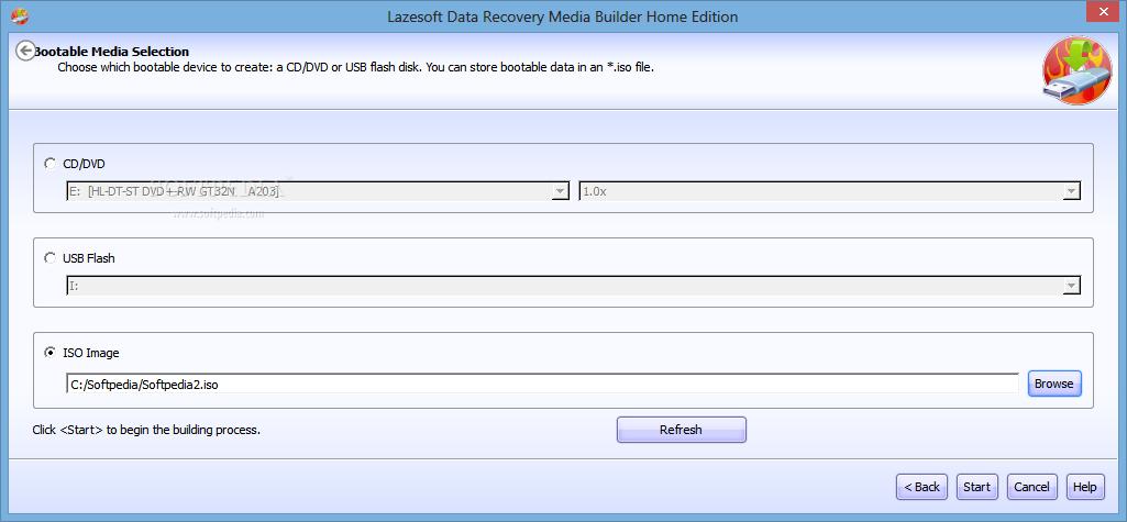 دانلود نرم افزار Lazesoft Data recovery