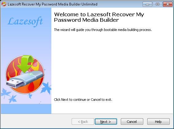 دانلود نرم افزار Lazesoft Recover My Password