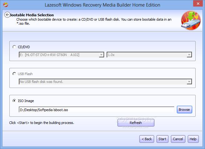 دانلود نرم افزار Lazesoft Windows Recovery