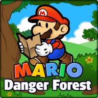 بازی کودکانه ماریو در جنگل خطرناک