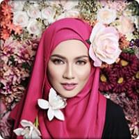 آموزش بستن شال و روسری از کمپانی Shawl By VSnow