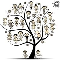 ساخت شجرهنامه خانوادگی