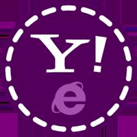 نوار ابزار یاهو برای اینترنت اکسپلورر