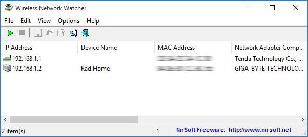دانلود نرم افزار Wireless Network Watcher
