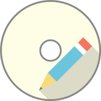 رایت ساده و سریع CD و DVD