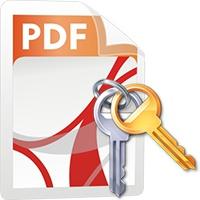 قرار دادن پسوورد بر روی اسناد PDF و حذف آنها