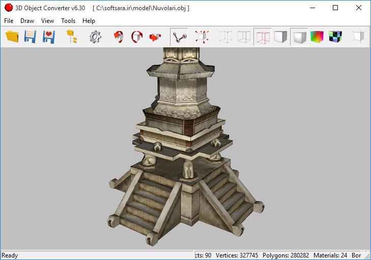 دانلود نرم افزار 3D Object Converter