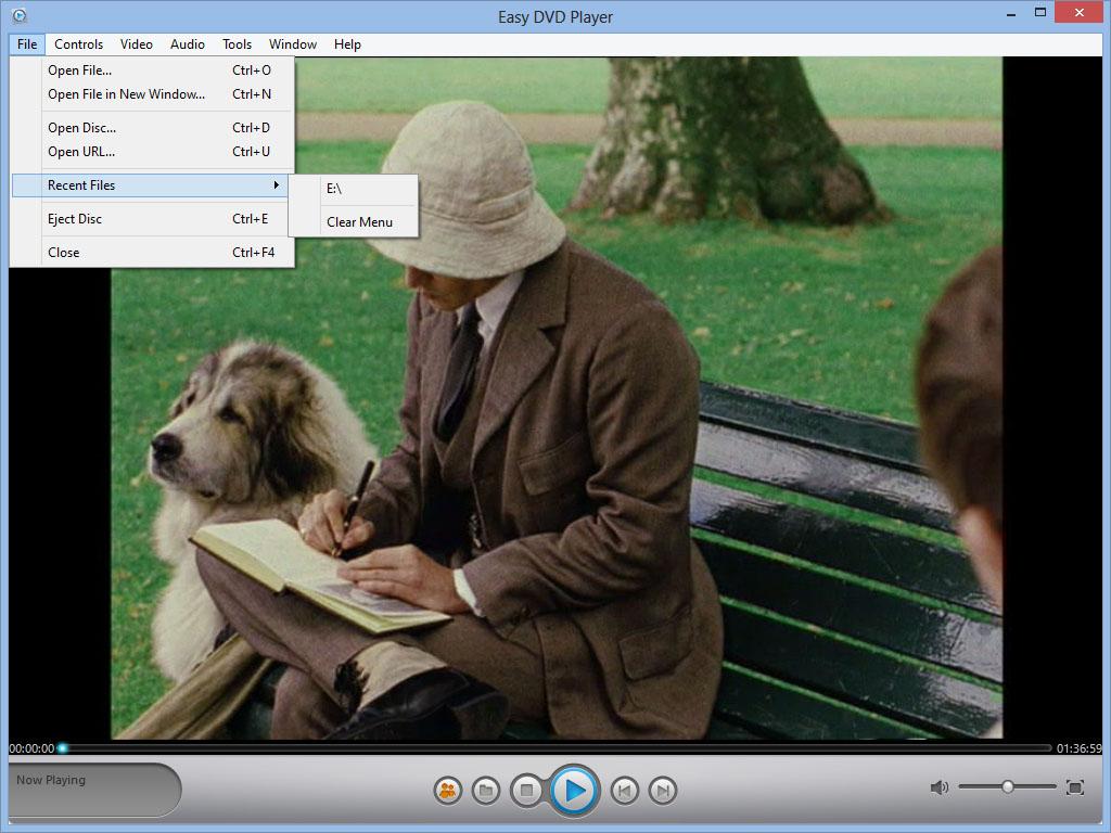 دانلود نرم افزار Easy DVD Player