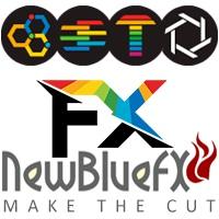 بسته کامل افکتهای NewBlueFX