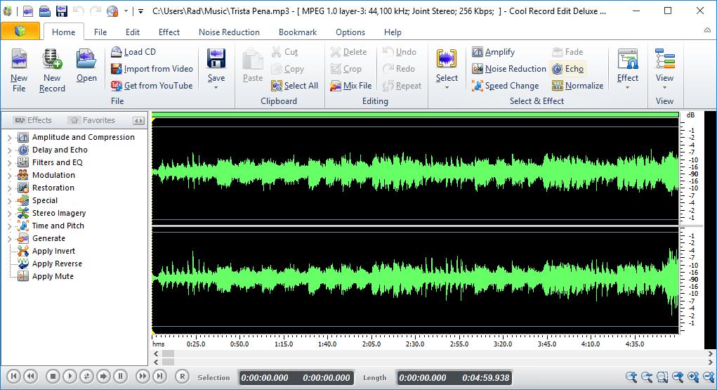 دانلود نرم افزار Cool Record Edit Deluxe