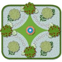 طراحی باغچه و پوششهای گیاهی