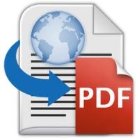 تبدیل صفحات وب به فرمت PDF