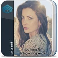 کتاب تصویری 500 ژست عکاسی مخصوص خانمها