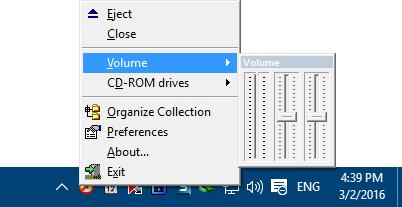 دانلود نرم افزار OrangeCD Player
