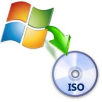 ساخت ایمیج بوتیبل از نسخههای مختلف ویندوز