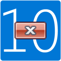 حذف کامل آیکن بروزرسانی ویندوز به ویندوز ۱۰