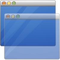 ایجاد حالت نیمه شفاف در پنجرههای ویندوز