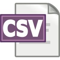 نمایش فایلهای CSV به صورت جدولبندی شده